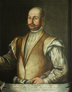 , Portret Michała Jastrzębskiego, ok. poł. XVIII w.