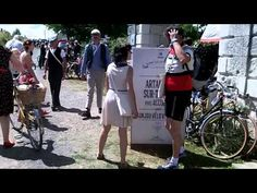 ▶ Anjou Vélo Vintage 2014 - La découverte 30km - YouTube