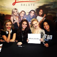 :)<<< #AskLittleMix what do you like to do in your free time?