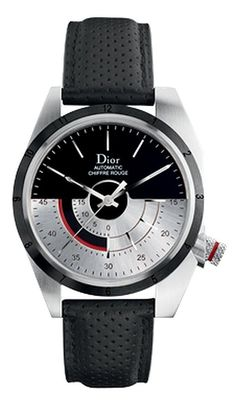 Christian Dior Chiffre Rouge Limited Edition CD084B10M001 #watch #christiandior #wrist_watches #watches #men #departments #shops