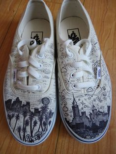 Hey, I found this really awesome Etsy listing at http://www.etsy.com/listing/128427898/vans-la-x-ny-custom-designed-shoes-los