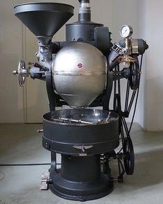 We rebuild antique coffee roasters, manufacture custom roasting equipment contact: info@roastersale.com