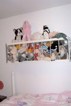 IKEA Hackers: stuffed animal zoo