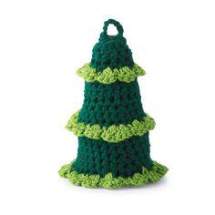 Cedar Lodge Crochet Christmas Tree