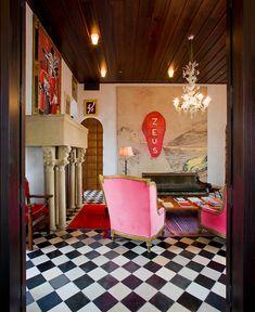 The Pink Palazzo Chupi