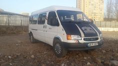 Ford Transit 1999 Ford Transit minibüs T15 141 kişilik uzun şasi