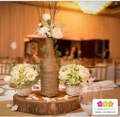 Lassana Flora Table Decor