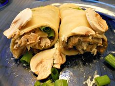 Raclette crepes recipes