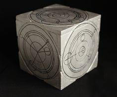 DIY TARDIS siege mode cube!