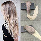 Neverland®Ombre Haar Extensions Clip in haar extensions haarverlängerung clips Haarteile Haarverlängerungen Perücken: Amazon.de: Beauty  http://amzn.to/2r1vY4g