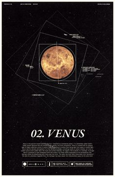 ♥ Ross Berens: Under the Milky Way posters - Venus