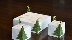 Christmas Log, Christmas Desserts, Christmas Time, Xmas, Fancy Desserts, Dessert Decoration, Holiday Cookies, Ceramic Art, Cake Decorating