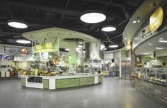 University of Wisconsin Madison - Gordon Dining - Robert Rippe & Associates. FCSI has foodservice consultant members at RR.