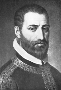 "Giovanni Pierluigi da Palestrina... here is his heavenly ""Tu es Petrus""- http://www.youtube.com/watch?v=8priG1tNsLc"