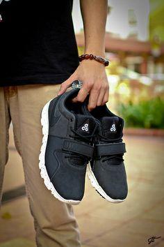 Nice shot of the Nike ACG Trainerendor. #sneakers