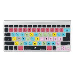 FCPX Apple Wireless Keyboard Cover
