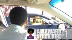 "[S. 1, Ep. 1] ""The Stop Sign"" - AWKWARD Black Girl (+playlist) http://www.youtube.com/watch?v=nIVa9lxkbus&list=PL379FB6BBC58E28B3"