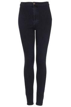 MOTO Indigo Joni super high waisted skinny jeans