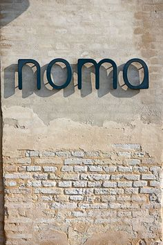 Noma Restaurant - Picture gallery