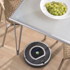 iRobot domáce roboty predstavujú spojenie špičkovej technológie, vysokej účinnosti, jednoduchej obsluhy a elegantného dizajnu a znamenajú revolučný prevrat v upratovaní http://www.irobot.sk/o-nas/