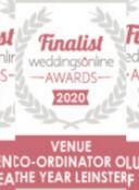 Thank you so much! Exciting news.  We are delighted to say we are finalist in 3 categories of the WeddingsOnlIne Awards thanks to you all for voting for us.  We are so grateful. The final takes place in February next year. Wish us luck🤞  #weddingwishlist #darvercastle #irishcastles #weddinginspo #marriage #love #weddingplanning #engagement #exclusive #dreamwedding #weddingshowcase #weddingsonline #weddingvenuesireland #destintationwedding #civilceremony #ceremonyroom #bridalparloursuite…