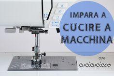 Impara a cucire a macchina: un corso di cucito gratuito per prinicipianti