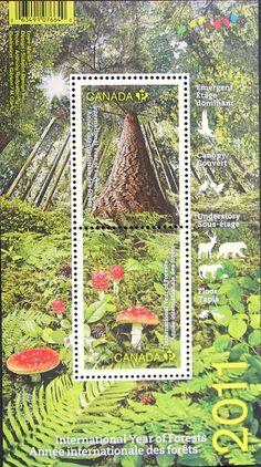 postage stamp art works