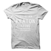 Its An KEATON Thing.You Wouldns Understand