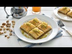 Baclava turceasca - reteta video | JamilaCuisine