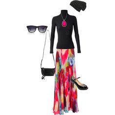 """Funkadelic"" by hulagirl-61 on Polyvore"