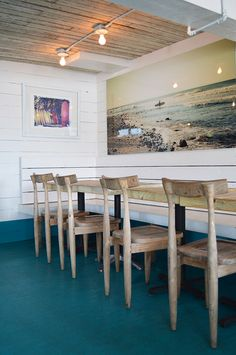 The Surf Lodge and Byron in Montauk, New York // via the Spotted SF blog