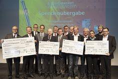 Zum achten Mal hat Vogel Business Media gemeinsam mit drei Würzburger Druck- und Medienhäusern das Benefizkonzert veranstaltet.