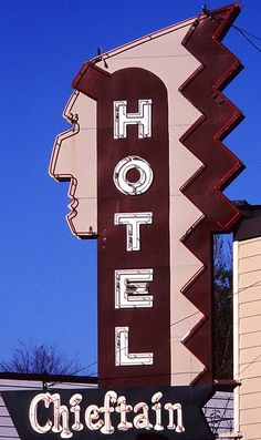 1000+ images about vintage signs on Pinterest | Route 66, Neon ...