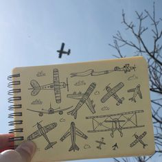 Day 29 of #The100DayProject  Airplane. #100DaysOfDrawingThingsInDifferentVariations