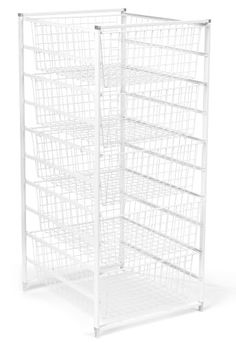 ClosetMaid 6202 5 Drawer Basket Kit, White ClosetMaid Http://www.amazon