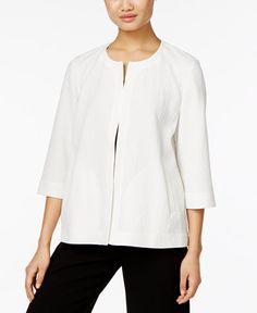 228.00$  Watch now - http://viyuz.justgood.pw/vig/item.php?t=2vsyssm684 - Organic Cotton-Blend Open-Front Jacket