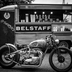 megadeluxe:Massive congrats to my boy and his #triumph for winning the Dark Customs Comp at #Warrs in the non #Harley category yesterday. So proud at what he built.by merrymichau http://ift.tt/1BJPpIv