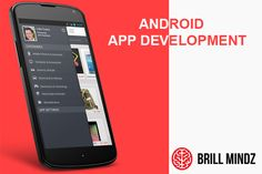#‎Brillmindz‬ Technology leading Mobile App Development Company in Dubai.We are develop the Latest Android Mobile Apps. Visit to our web site and enjoy. visit:www.dubaibrillmindz.com