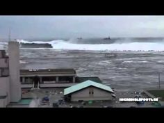 Never before seen Tsunami footage showing how one wave devours an office building in an instant.  This is the type of footage I have been looking for. This video was taken after a huge earthquake struck Japan in March of 2011. Japan Tsunami.      I want to thanks the owner for letting me share this with others on YouTube.    Gigantic Waves destroy bui...