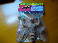 ATOMIC TOY AND COMIC BLOG: BEN COOPER CREATURE PEOPLE