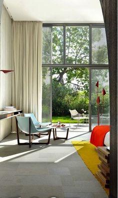 Modern done right: Hotel Sezz, Saint-Tropez Saint Tropez, Home Interior Design, Interior And Exterior, Interior Inspiration, Design Inspiration, Design Ideas, Hotel Interiors, Beautiful Space, Architecture Design