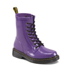 Womens Dr. Martens Drench 1460 Boot in Purple at Journeys Shoes.