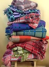 Image result for vintage welsh blankets