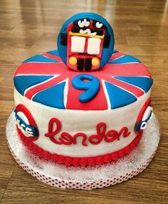 London cake para Dulce...