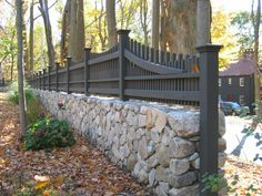 5 Brilliant Tips AND Tricks: Fence Plants Fun concrete fence cement. Fence Landscaping, Backyard Fences, Garden Fencing, Pool Fence, Stone Fence, Concrete Fence, Retaining Wall Fence, Front Yard Fence, Farm Fence