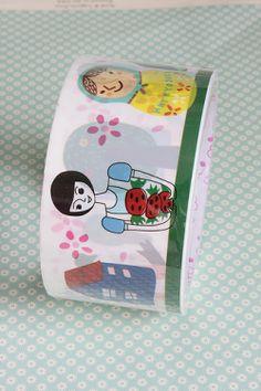 lovelylovelylovely masking tape!