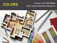 Inteior Designing Course In Chennai Offered By Colors Institute Of Interior Is Here To Enhance