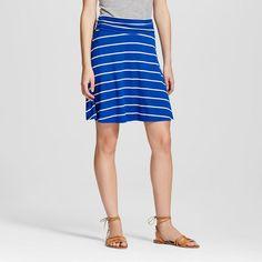 Women's Striped Skirt
