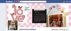 Step-by-step instructions on how to create a personalized Facebook timeline cover photo