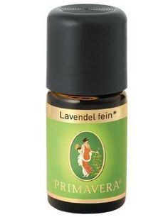 Æterisk olie. økologisk Lavendel. 5 ml.